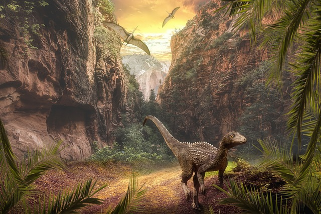 Ďalšie dinosaurie stopy?
