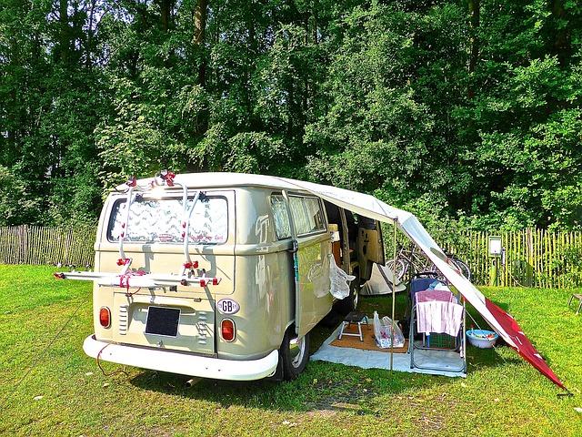 Camping po slovensky