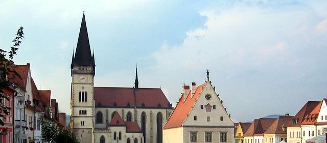 Historické mestá Slovenska, dovolenka doma