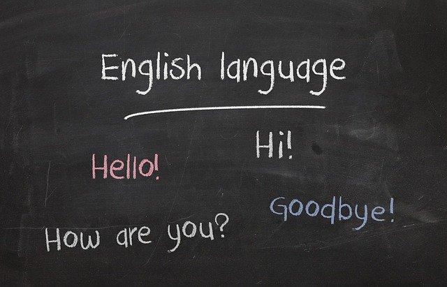 lekce angličtiny